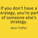 Strategy 001