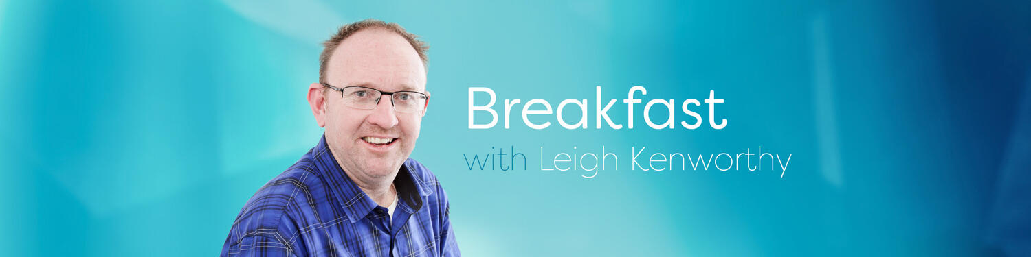 Breakfast with Leigh Kenworthy