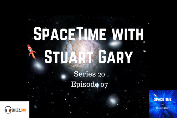 Audioboom / Galaxy murder mystery solved - SpaceTime with Stuart