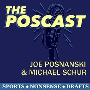 The Poscast with Joe Posnanski & Michael Schur
