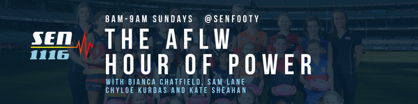The AFLW Hour of Power