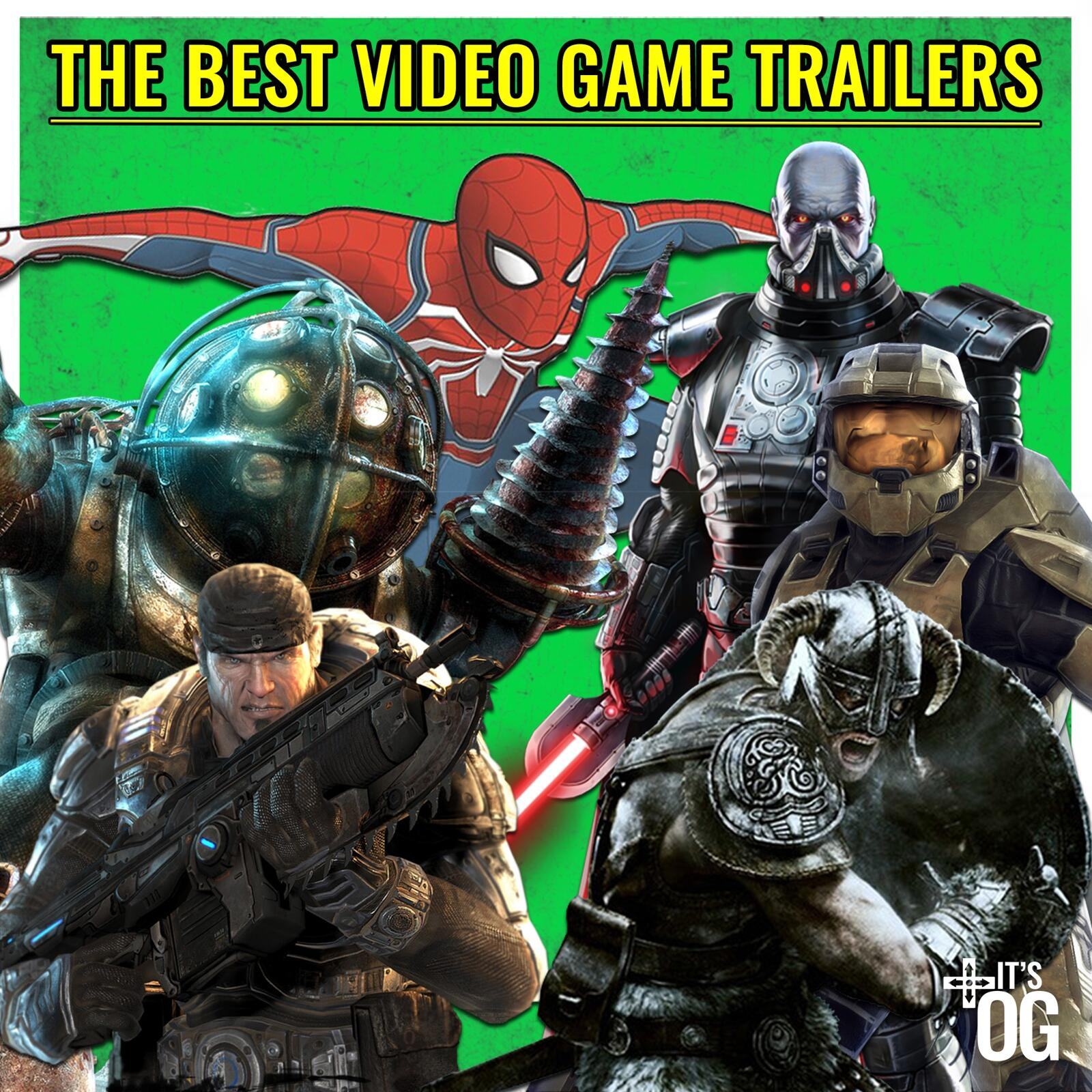 Audioboom / The Best Video Game Trailers - It's Obvious Podcast Ep  88