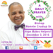 A Daily Prayer with Bishop Crudup -Hope makes Helpers - 12032016