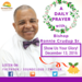 A Daily Prayer with Bishop Crudup -Show Us Your Glory - Tuesday 12132016