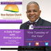 Tuesday January 3 2017- A Daily Prayer with Bishop Ronnie C. Crudup- -First Tuesday of the Year-