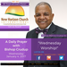 Wednesday January 4 2017- A Daily Prayer with Bishop Ronnie C. Crudup- -Wednesday Worship-