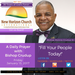 Friday January 13 2017 A Daily Prayer with Bishop Ronnie C. Crudup -.Fill Your People Today -