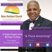 Thursday January 26 2017 A Daily Prayer with Bishop Ronnie C. Crudup -A Thick Anointing -