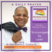 Thursday February 9 2017 A Daily Prayer With Bishop Crudup -Encouraged by Love -