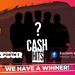 Cash hits REVEAL FORTH MAROON5 FB timeline