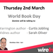 World Book Day Infographic