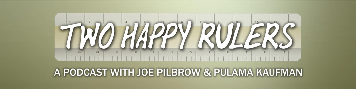Two Happy Rulers