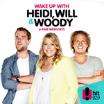 Heidi, Will and Woody