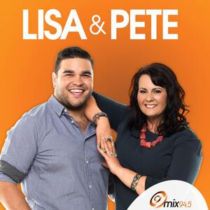 Lisa and Pete