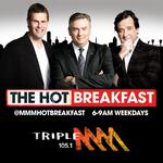 The Hot Breakfast with Eddie McGuire