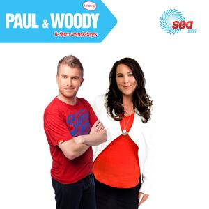 Paul and Woody