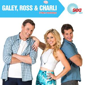 Galey, Ross and Charli