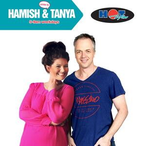 Hot FM Hamish and Tanya
