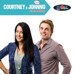 Courtney and Johnno