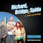 Richard, Bridge and Spida