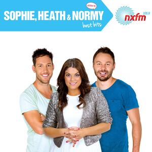 NXFM Sophie, Heath and Normy: Best Bits
