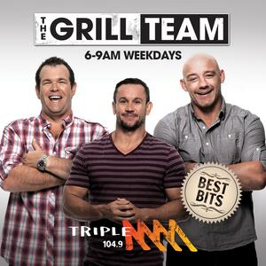 The Grill Team Sydney: Best Bits