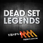 Dead Set Legends Brisbane: Best Bits