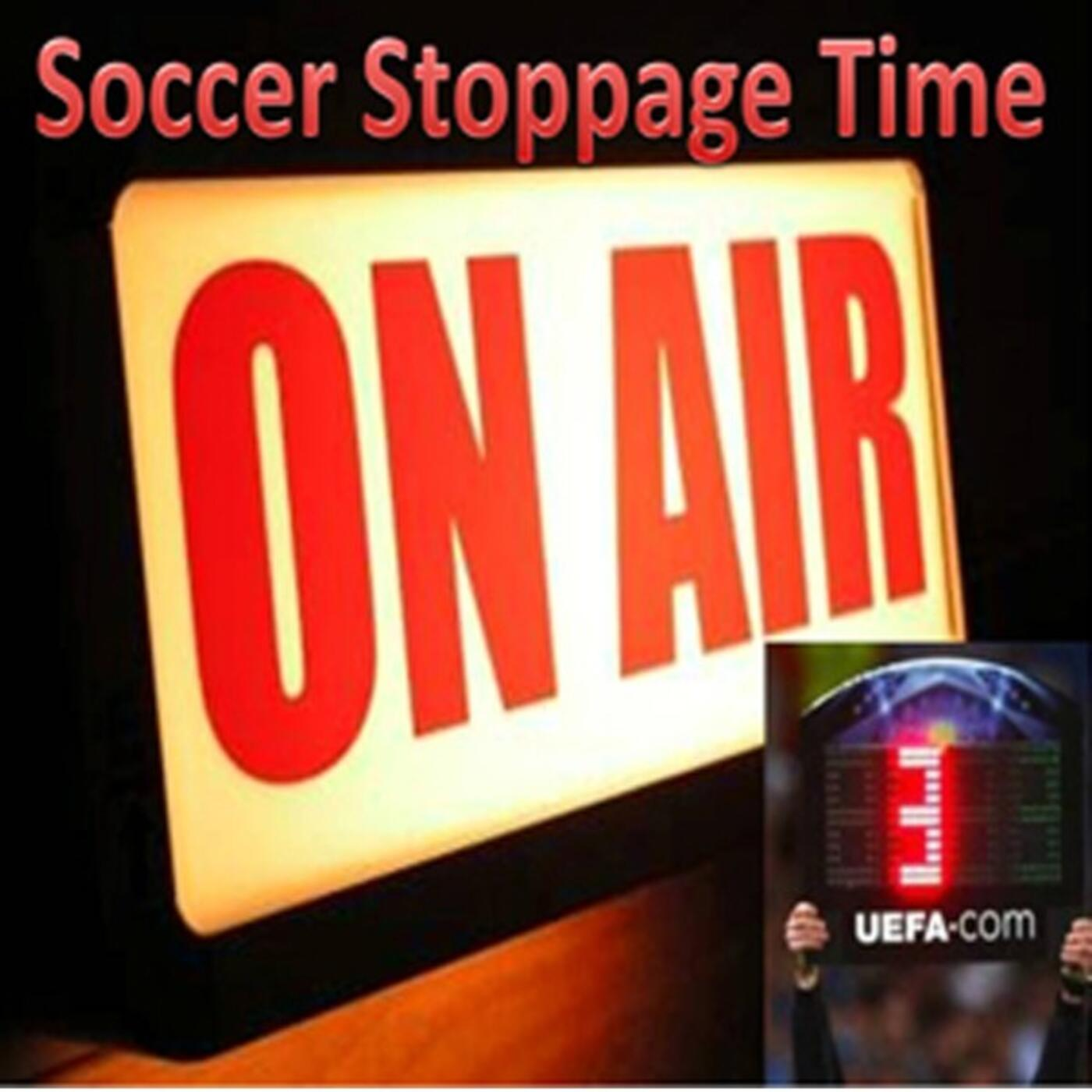 Soccer Stoppage Time by Soccer Stoppage Time on Apple Podcasts