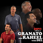 Granato & Raheel with Del