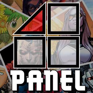 4-Panel | A Comics & Manga Podcast