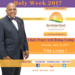 Saturday April 15 2017 A Daily Prayer with Bishop Crudup -He Lives -