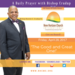 Friday April 28 2017 A Daily Prayer with Bishop Crudup -The Good and Great One -