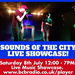 SOUNDS OF THE CITY LIVE SHOWCASE
