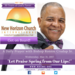 Wednesday May 31 2017 A Daily Prayer with Bishop Crudup -Let Praise Spring from Our Lips -