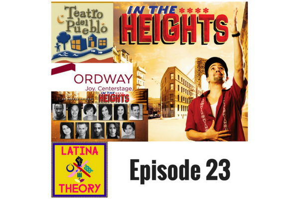 "23: Lin-Manuel's ""In the Heights"" hits the ORDWAY!"