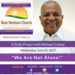 Wednesday June 21 2017 A Daily Prayer with Bishop Crudup -We Are Not Alone -