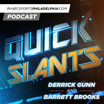 Quick Slants - An Eagles Podcast