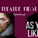 Theatre First 46 As You Like It AB HQ