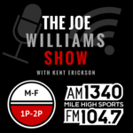 The Joe Williams Show with Kent Erickson