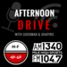 Afternoon Drive 1400 x 1400