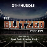 The Blitzed Podcast @ The Huddle