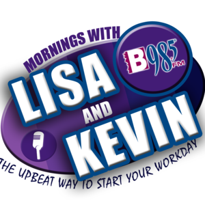 Lisa and Kevin in the Morning