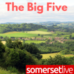 The Big Five from Somerset Live