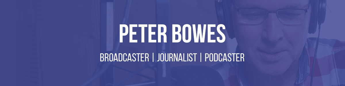 Peter Bowes interviews...