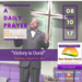 Thursday August 10 2017 A Daily Prayer with Bishop Crudup Victory is Ours
