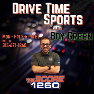 Drive Time Sports Podcast