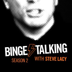 Binge-Talking with Steve Lacy