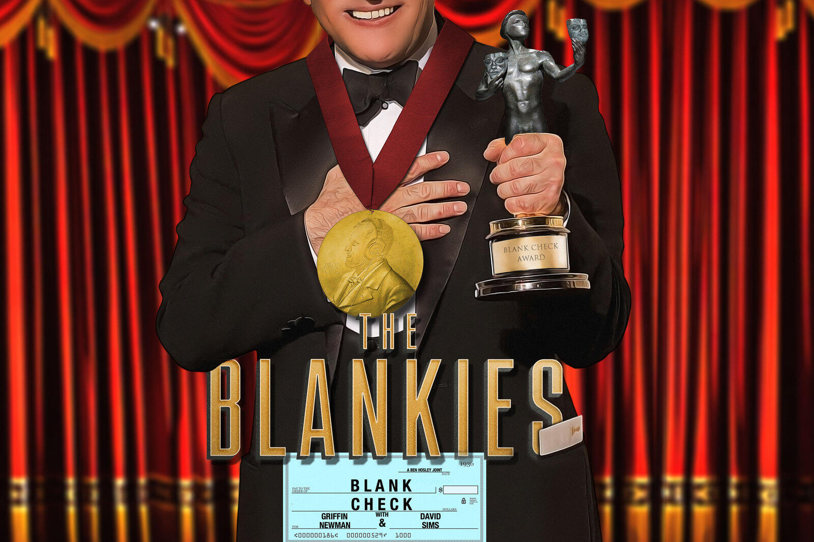 Blank Check with Griffin & David   Podbay