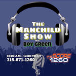 The Manchild Show w/ Boy Green