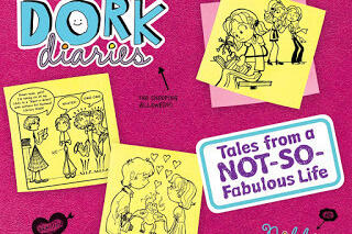 Audioboom / Tales from a Not-So-Fabulous Life (Dork Diaries, #1